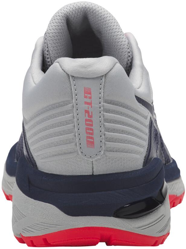 2145b8bce6 ▷ asics GT-2000 6 Trail Plasmaguard Shoes Women Deep Ocean/Mid Grey ...